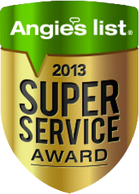 Moving Company Super Service Award 2013